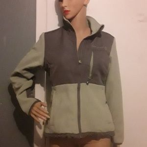 Free Country green and gray jacket